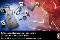 Specsavers partners Penguin for co-created crime fiction novella