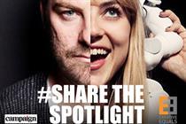 Creative Equals urges Cannes Lions festival to #SharetheSpotlight