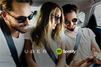 Why Spotify and Uber's tie-up provides a glimpse into a 'masscierge-driven' future