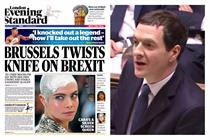 Evening Standard editor Osborne to meet media agency bosses