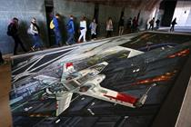 Event TV: Disney delivers interactive Star Wars experience in London