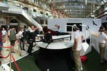 Stella Artois creates virtual flight experience for Wimbledon