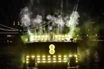 EE launches 5G with Stormzy gig on a floating stage