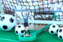 Sony relives Germany's 7-1 victory against Brazil in Subbuteo Vine