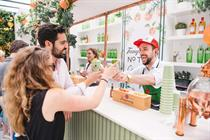 How Diageo is partnering with Taste Festivals to reach a wider demographic