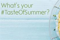 Waitrose trials Pinterest for #TasteOfSummer campaign