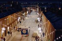 Tesco boss hails 100th-birthday ad campaign as Christmas sales edge up