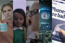The five best TV ads of the moment