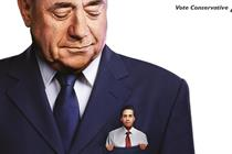 The death of the election poster?