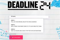 Social Chain launches free 24-hour creative idea service