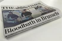 Times Newspapers' profits near £11 million as paywall offsets ad decline