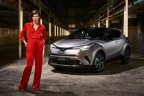 Toyota stages immersive performance across five cities