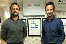 John Lewis deepens start-up links with retail accelerator TrueStart