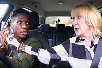 Aviva's ad-funded Shorts series on All 4 features 'bad driver' celebrities