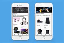 Nike and Disney make shopping via Twitter easier