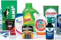 P&G tightens screw on marketing spend as sales fall