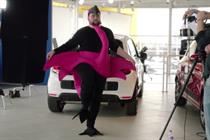 Renault creates 12-series video for Twingo car