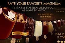 Tesco and Unilever partner on iBeacon Magnum ice cream app