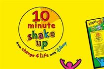 Disney's Frozen teams up with Change4Life and Kaiser Chiefs for fitness campaign