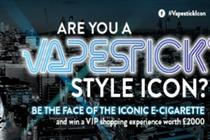 Vapestick launches Style Icon Tour with Mischa Barton