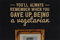 Blue Monday trends on Twitter and GBK says sorry for 'offensive ads' mocking vegetarians