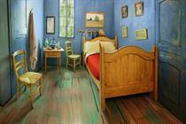 Leo Burnett wins Creative Effectiveness Grand Prix for van Gogh's Airbnb bedroom