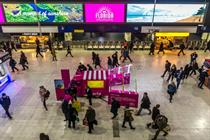 In pictures: Visit Florida and Hertz land pink tuc-tuc in London