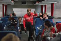 Vodafone celebrates its 'bigger and better' network for new Christmas campaign