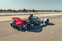 Vodafone sponsors Porsche's Formula E team