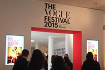In pictures: Topshop, Bobbi Brown and more at Vogue Festival 2015
