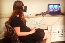 Brave new world of VR, rather like the old one