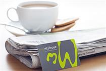 Waitrose awards customer loyalty project to Rapp London