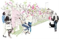 Chanel launches pop-up butterfly garden in Selfridges