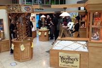 Werther's Original partners with Hot Pickle for pop-up