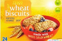 Tesco to supply healthy-eating charity Magic Breakfast with own-brand cereal