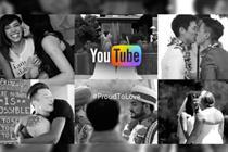 YouTube's #ProudToLove celebration of LGBT Pride Month exudes authenticity