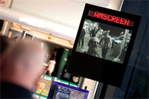 Zombie CCTV footage haunts UK petrol stations to celebrate The Walking Dead