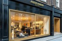 Aston Martin opens first brand experience boutique
