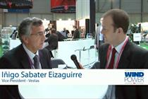 Windpower TV - Vestas VP Inigo Sabater talks emerging markets and local sourcing