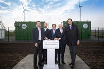 Battery storage demonstration project commissioned