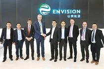 LM to supply new Envision 4.5MW blades