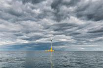 France's first offshore turbine finally online