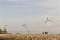 EDPR wind farm starts powering Facebook in US
