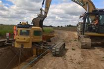 Triton Knoll onshore cabling work imminent