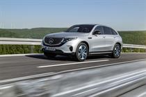 Mercedes-Benz to build electric car with wind power