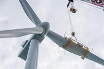 Last turbine installed at Rampion