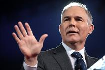 US environment protection chief Pruitt quits