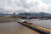 LM's first 66.6-metre blades installed in China