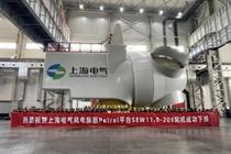 Shanghai Electric unveils 11MW offshore wind turbine