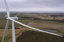 Vestas six-month revenues fall but has record backlog